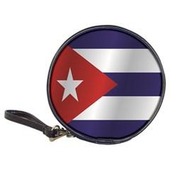 Flag Of Cuba Classic 20-CD Wallets