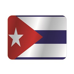Flag Of Cuba Double Sided Flano Blanket (Mini)