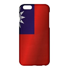 Flag Of Taiwan Apple iPhone 6 Plus/6S Plus Hardshell Case