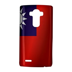 Flag Of Taiwan LG G4 Hardshell Case