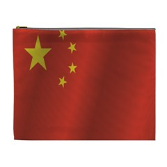 Flag Of China Cosmetic Bag (XL)