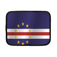 Flag Of Cape Verde Netbook Case (Small)