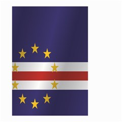 Flag Of Cape Verde Small Garden Flag (Two Sides)