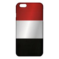 Flag Of Yemen iPhone 6 Plus/6S Plus TPU Case