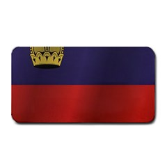 Flag Of Liechtenstein Medium Bar Mats
