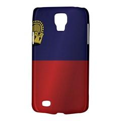 Flag Of Liechtenstein Galaxy S4 Active