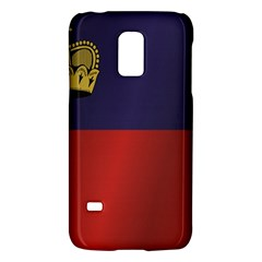 Flag Of Liechtenstein Galaxy S5 Mini