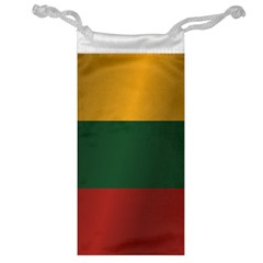 Flag Of Lithuania Jewelry Bags