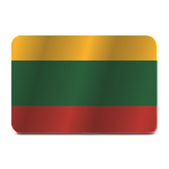 Flag Of Lithuania Plate Mats