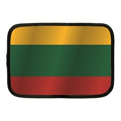Flag Of Lithuania Netbook Case (Medium)