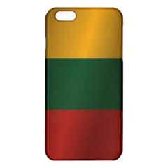 Flag Of Lithuania iPhone 6 Plus/6S Plus TPU Case