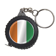 Flag Of Ivory Coast Measuring Tapes