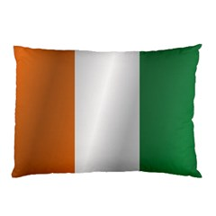 Flag Of Ivory Coast Pillow Case (Two Sides)