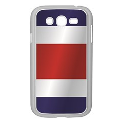 Flag Of Costa Rica Samsung Galaxy Grand DUOS I9082 Case (White)
