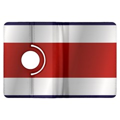 Flag Of Costa Rica Kindle Fire HDX Flip 360 Case