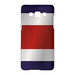 Flag Of Costa Rica Samsung Galaxy A5 Hardshell Case