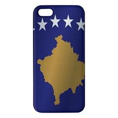 Flag Of Kosovo iPhone 5S/ SE Premium Hardshell Case