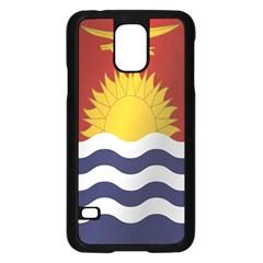 Flag Of Kiribati Samsung Galaxy S5 Case (Black)