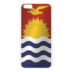 Flag Of Kiribati Apple Seamless iPhone 6 Plus/6S Plus Case (Transparent)