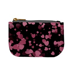 Pink Love Mini Coin Purses