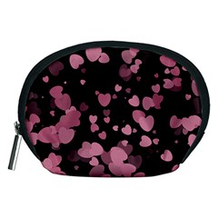 Pink Love Accessory Pouches (Medium)