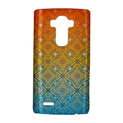 Ombre Fire And Water Pattern Lg G4 Hardshell Case