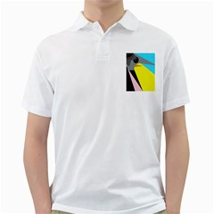 Angry bird Golf Shirts