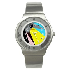 Angry bird Stainless Steel Watch