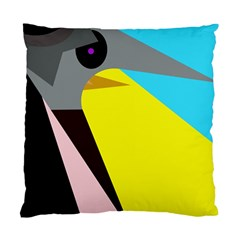 Angry bird Standard Cushion Case (Two Sides)