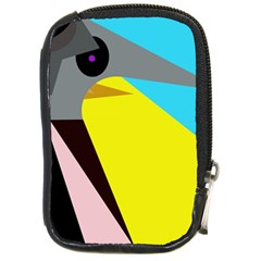 Angry bird Compact Camera Cases