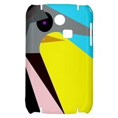 Angry bird Samsung S3350 Hardshell Case