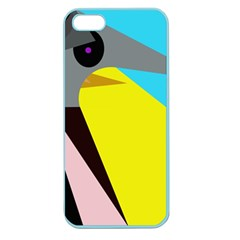 Angry bird Apple Seamless iPhone 5 Case (Color)