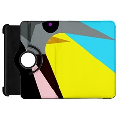 Angry bird Kindle Fire HD Flip 360 Case