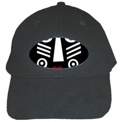 African mask Black Cap