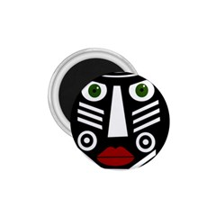 African mask 1.75  Magnets