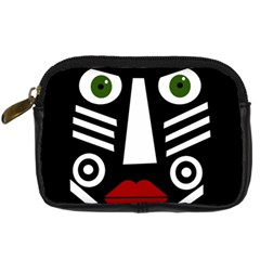African mask Digital Camera Cases