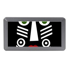 African mask Memory Card Reader (Mini)