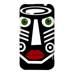 African mask HTC Rhyme