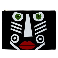 African mask Cosmetic Bag (XXL)
