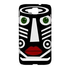 African mask Samsung Ativ S i8750 Hardshell Case