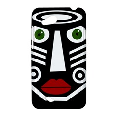 African mask HTC Desire VC (T328D) Hardshell Case