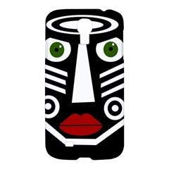 African mask Samsung Galaxy S4 I9500/I9505 Hardshell Case
