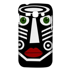 African mask Samsung Galaxy Ace 3 S7272 Hardshell Case