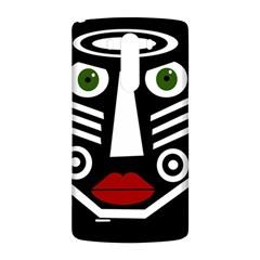 African mask LG G3 Back Case