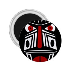 African red mask 2.25  Magnets