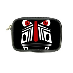 African red mask Coin Purse