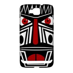 African red mask Samsung Ativ S i8750 Hardshell Case