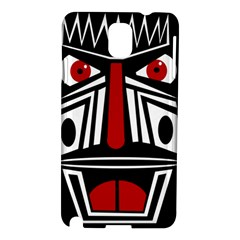 African red mask Samsung Galaxy Note 3 N9005 Hardshell Case