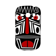 African red mask Samsung Galaxy S6810 Hardshell Case