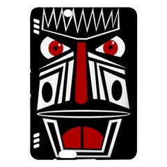 African red mask Kindle Fire HDX Hardshell Case